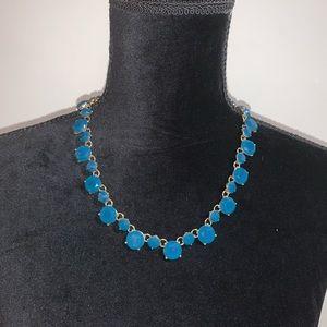 Blue necklase